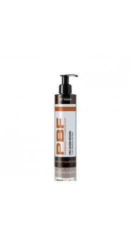 Маска освежающая тёплые оттенки каштановых волос 200 мл PRO WARM BROWN