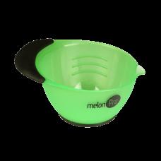 Чаша для красителя с прорезиненным дном 350 мл (зеленая)