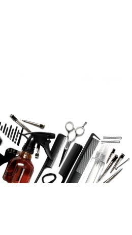 Базовый набор начинающего парикмахера