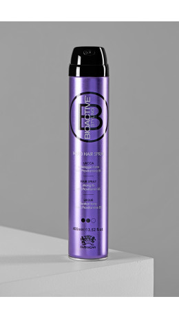 Лак для волос сильной фиксации BIOACTIVE