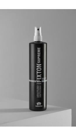 Лак для волос сильной фиксации без газа FIXTON SUPREME